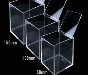 clear acrylic box